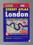 Street atlas  / London